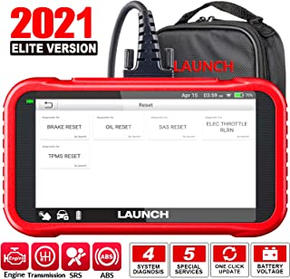 LAUNCH OBD2 Scanner-2021 New CRP129E Scan Tool for TCM Eng ABS SRS Code Reader,..