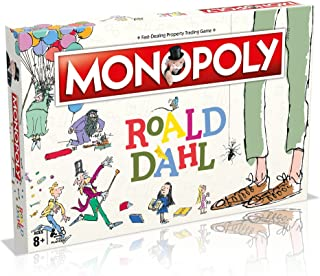 Roald Dahl Monopoly Board Game