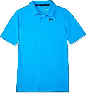 Nike Boys' Short Sleeve Polo Shirt