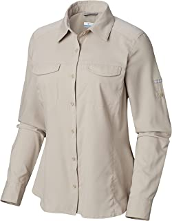 Best columbia silver ridge long sleeve shirt womens Reviews