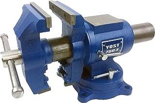 """Yost 5"""" Rotating Vise 750E (1 Pack)"""