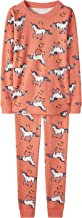 Hanna Andersson Kids Organic Cotton 2-Piece Long Sleeve Pajama Set