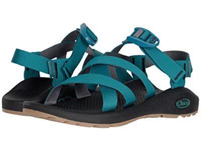 Chaco Banded Z/Cloud (Everglade Gray) Women