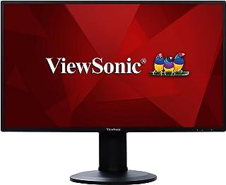 "ViewSonic VG2719-2K 1440p 27"" 1440p WQHD Ergonomic Business Monitor, Black"