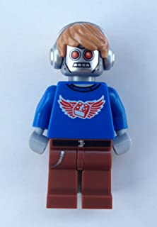 Lego Movie Exclusive Limited Edition Minifigure - Radio DJ Robot (5002203)