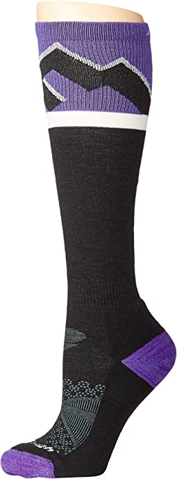 Mountain Top Cushion Socks