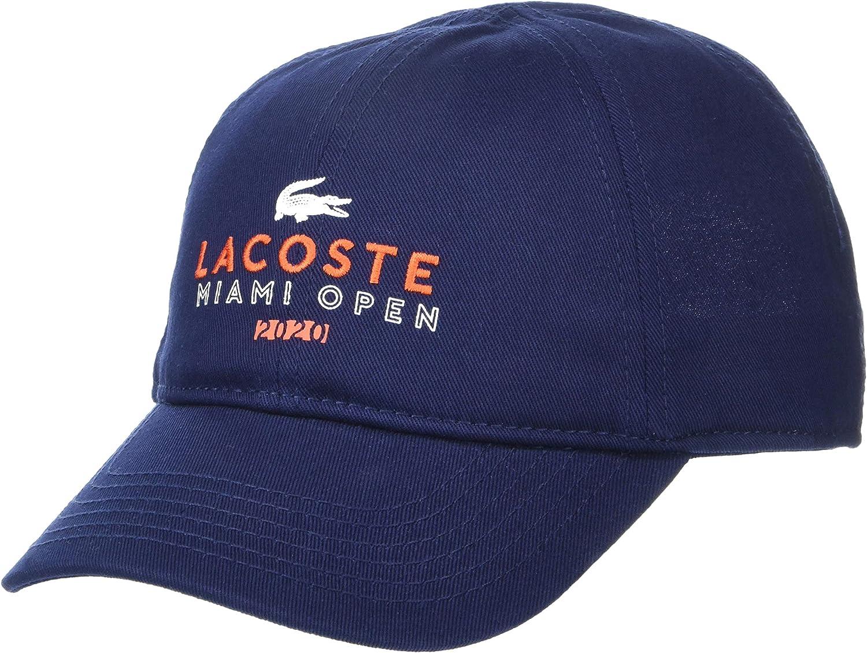 Lacoste Men's Miami Open Cap