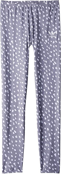 NMD Leggings All Over Print (Little Kids/Big Kids)