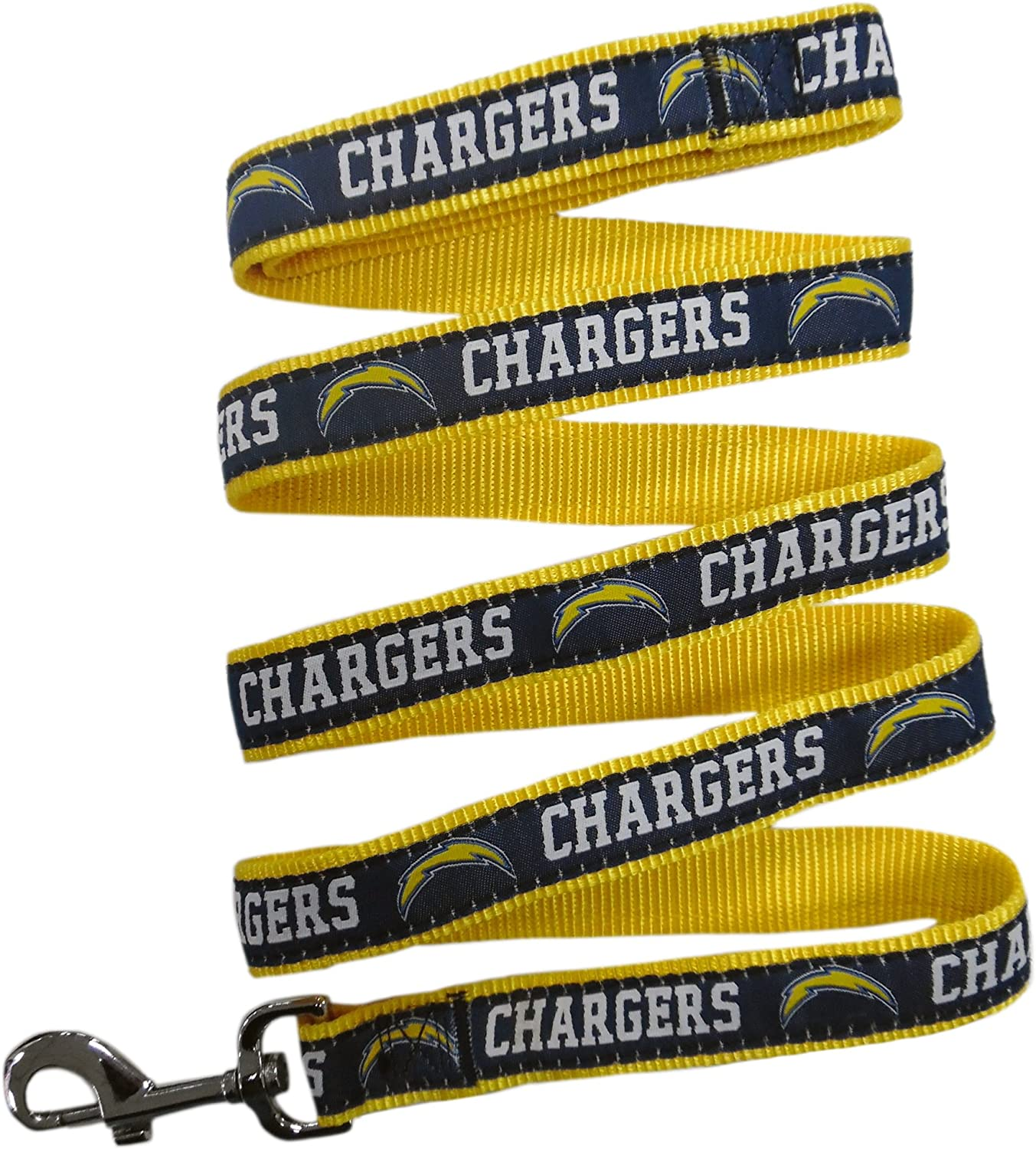 Pets First NFL San Diego Chargers Pet Leash, Large