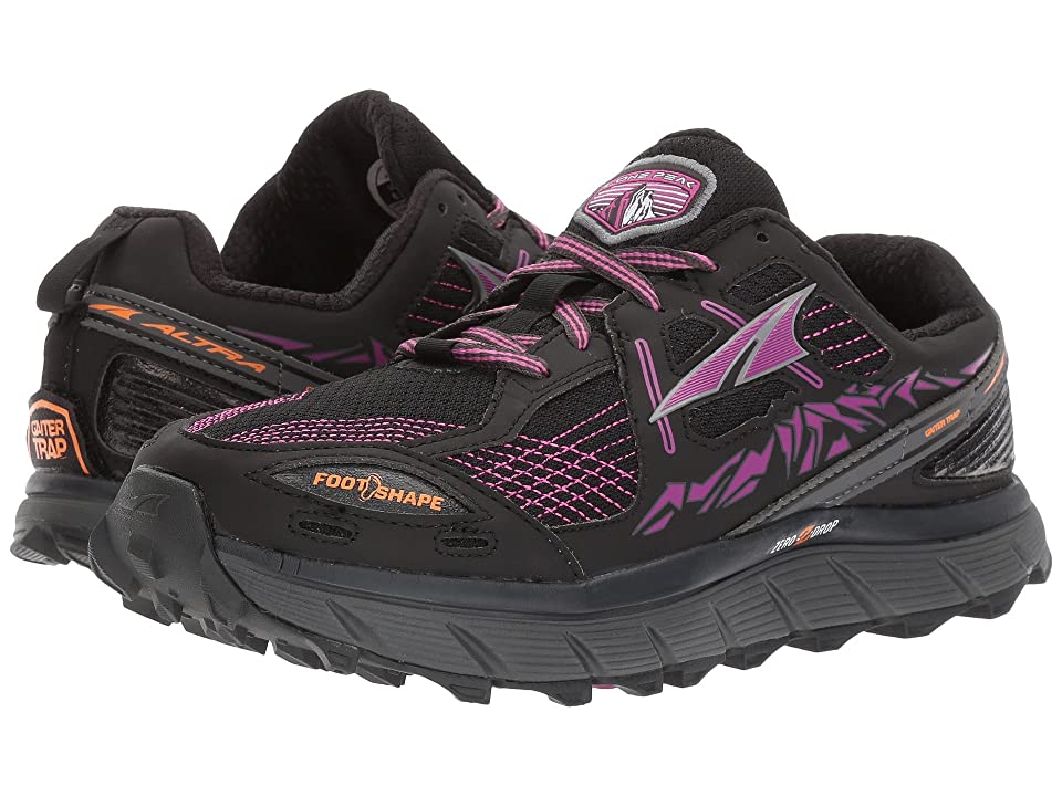 Altra Footwear Lone Peak 3.5 (Purple/Orange) Women