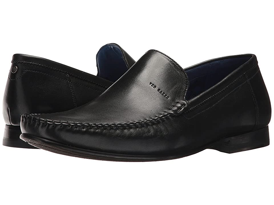 Ted Baker Simeen 4 (Black Leather) Men