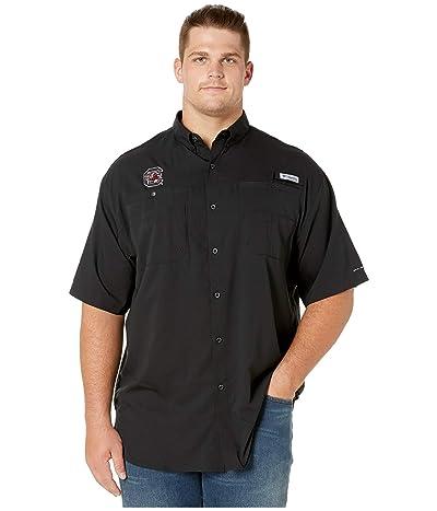 Columbia College Big Tall South Carolina Gamecocks Collegiate Tamiami II Short Sleeve Shirt