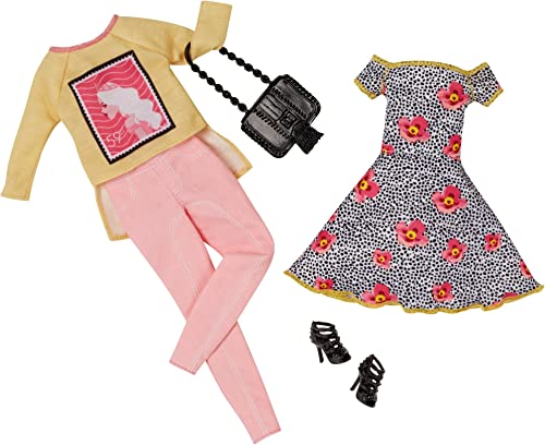 Barbie modes Look Complet 2-Pack   4