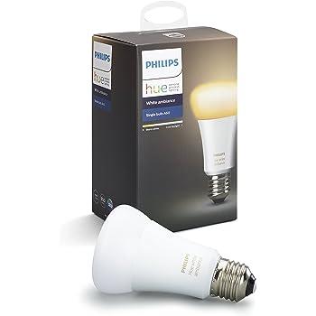 Philips Hue ホワイトグラデーション シングルランプ(電球色~昼光色) | E26スマートLEDライト1個 | 929001276602【Amazon Echo、Google Home、Apple HomeKit、LINEで音声コントロール】