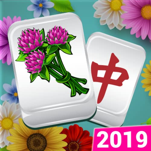 Mahjong Solitaire 2019 - classic free mahjong games