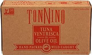 Tonnino Tuna Ventresca In Olive Oil Fad, 4.05 oz