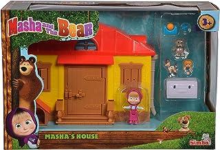 Masha and The Bear Masha's House Playset