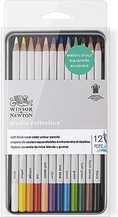 6 vibrant couleurs set Winsor /& newton promarker