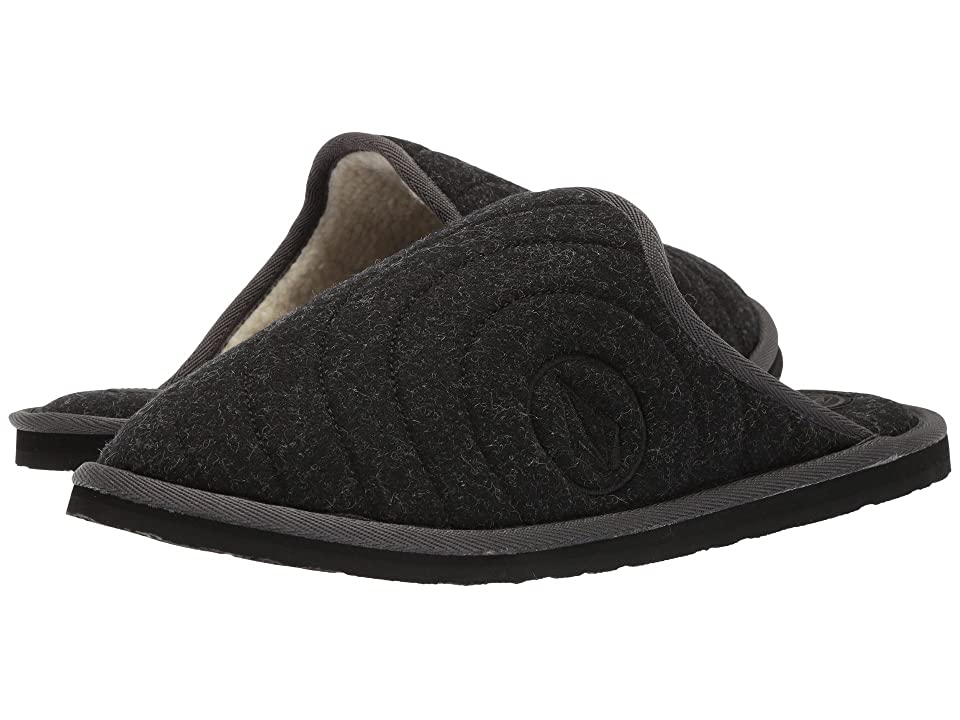 Volcom Slacker 2 Slipper (Black) Men