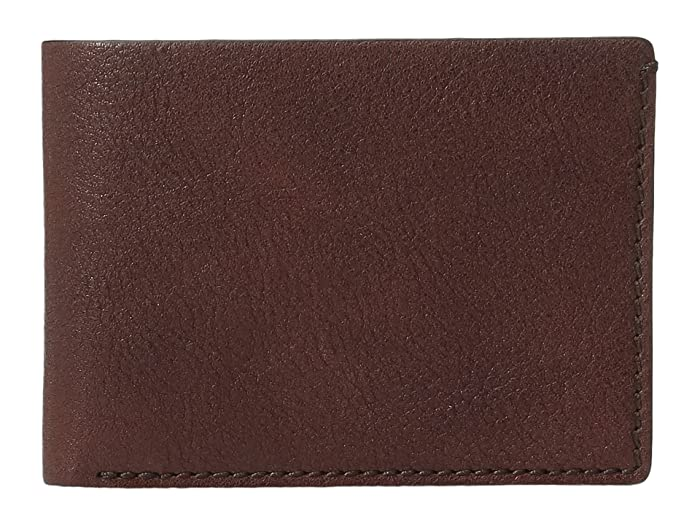Bosca Washed Collection Small Billfold