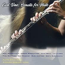 Carl Vine: Sonata For Flute And Piano