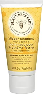 Burt's Bees Baby 100% Natural Diaper Ointment, Baby Nappy Cream, 85
