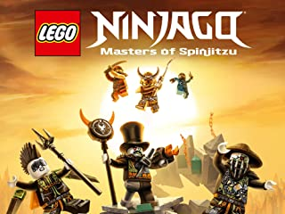 LEGO Ninjago: Masters of Spinjitzu: Season 9