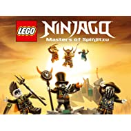 LEGO Ninjago: Masters of Spinjitzu: Season 9
