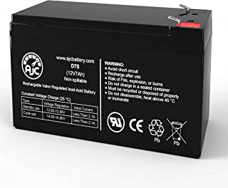 Pulse Satellite 12V 7Ah Electric Scooter Battery - This is an AJC Brand Replacement