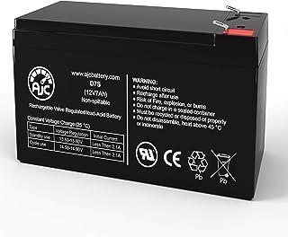 Exide EP7-12 12V 7Ah Sealed Lead Acid Replacement Battery
