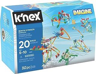 Knex Bunch of Builds Building set
