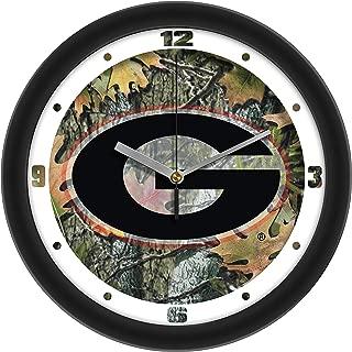 SunTime Camo Wall Clock