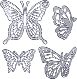 Best butterfly die cuts set Reviews