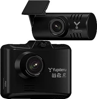ユピテル 前後2カメラ ドライブレコーダー WDT600 前後200万画素 Full HD ノイズ対策済 LED信号対応 専用microSD(16GB)付 1年保証 Gセンサー GPS 駐車監視機能付【WEB限定モデル】 Yupiteru