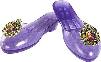 Disney Princess 53238 Rapunzel Jelly Shoes, Size: 9-11