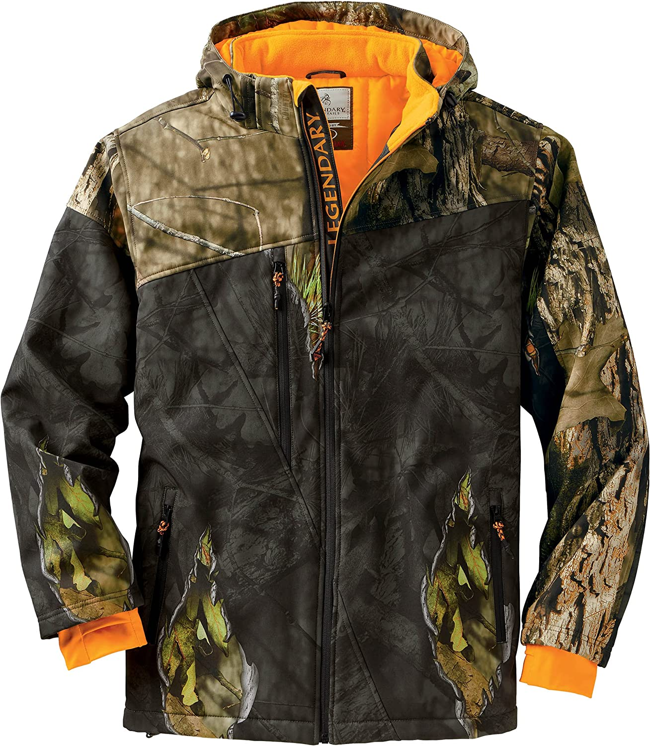 Legendary Whitetails Men's Timber Line Insulated Softshell Jacket