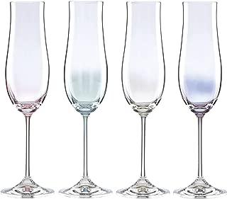 Lenox Tuscany Classics Lustre Pastel Champagne Flutes (Set of 4)