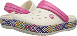 Crocs Kids Crocband Gallery Clog (Toddler/Little Kid)