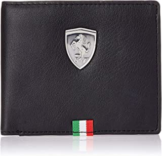 Puma Ferrari Black Men's Wallet (73945786)