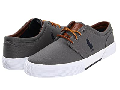 Polo Ralph Lauren Faxon Low (Grey) Men