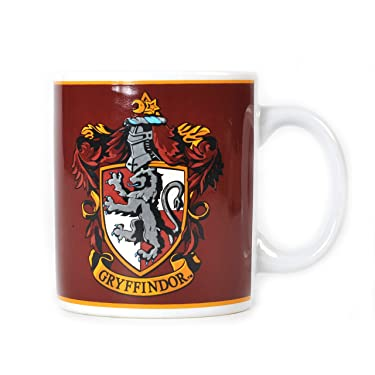 Mug Boxed (350ml) - Harry Potter (Gryffindor Crest)