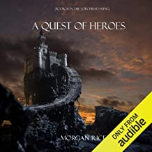 A Quest of Heroes: The Sorcerer's Ring, Book 1