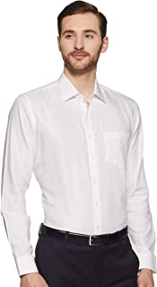 Van Heusen Men's Plain Slim fit Formal Shirt