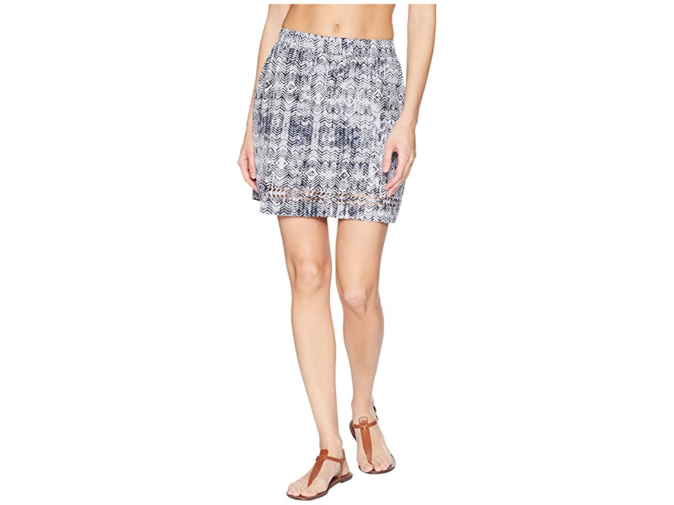 Toad&Co Sunkissed Skort (Thistle Herringbone Print) Women
