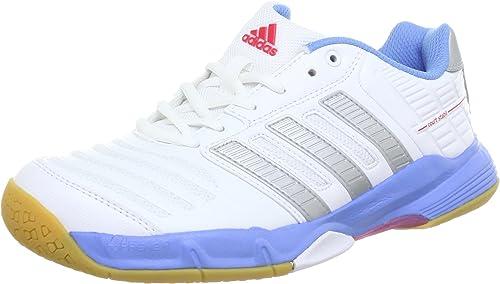 Adidas Performance Court Stabl 10 - Hauszapatos de Balonmano de Material sintético mujer