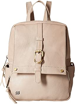 Savor Bronco Leather Backpack