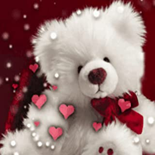 Loving Teddy Bear Live Wallpaper