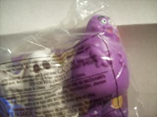 Halloween Grimace Happy Meal Toy by McDonald's