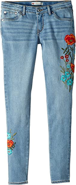 710 Ankle Super Skinny Jeans (Big Kids)