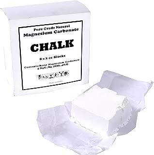 CAP Barbell Gym Chalk, 1 lb, 8 small blocks